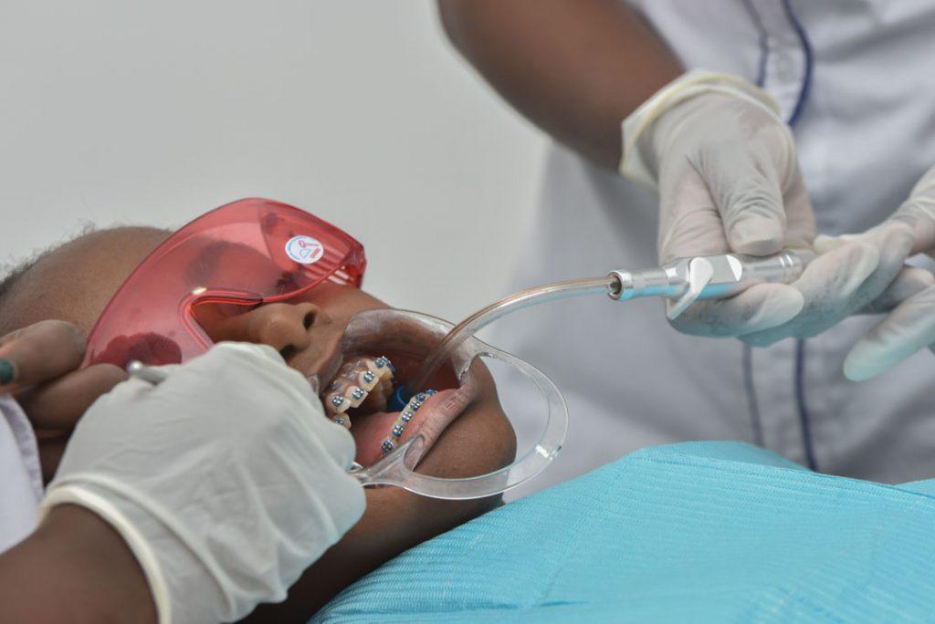 Preventive care and oral hygiene