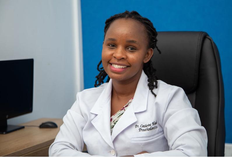Dr.Kate Maundu